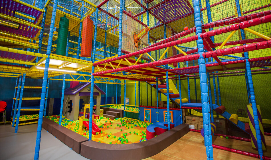 Play World Soft Play Facility