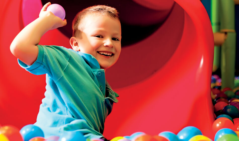 Soft Play Area Northolt Leisure Centre, Ealing