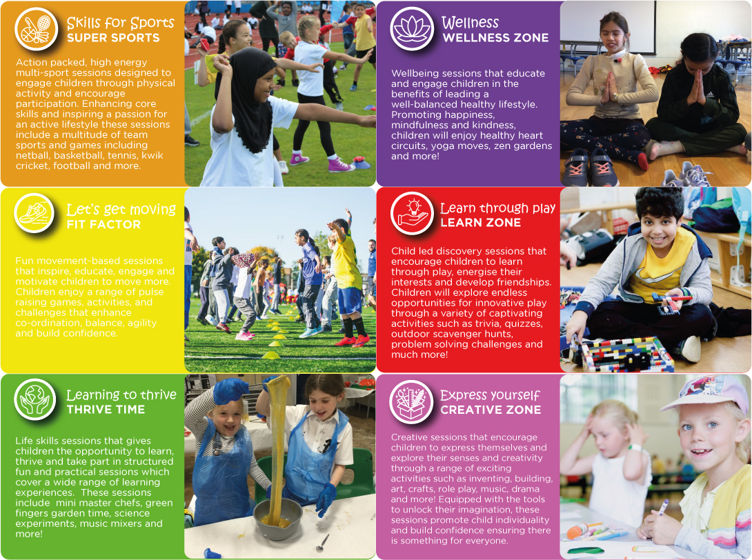 Fit For Sport Programme