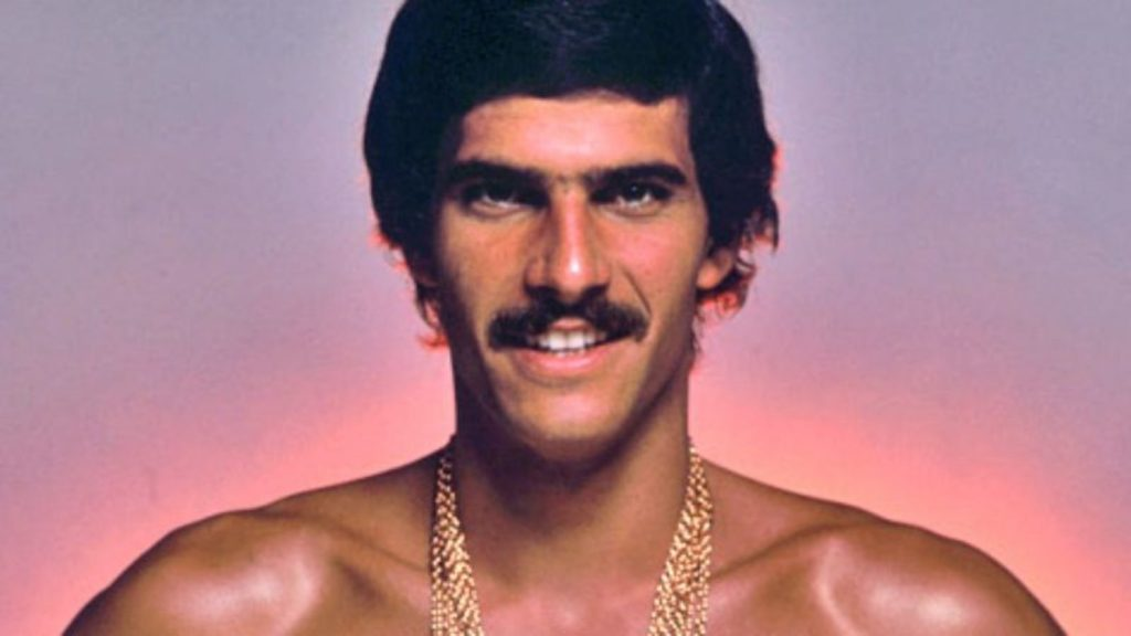 Mark Spitz - top 10 sporting Moustaches