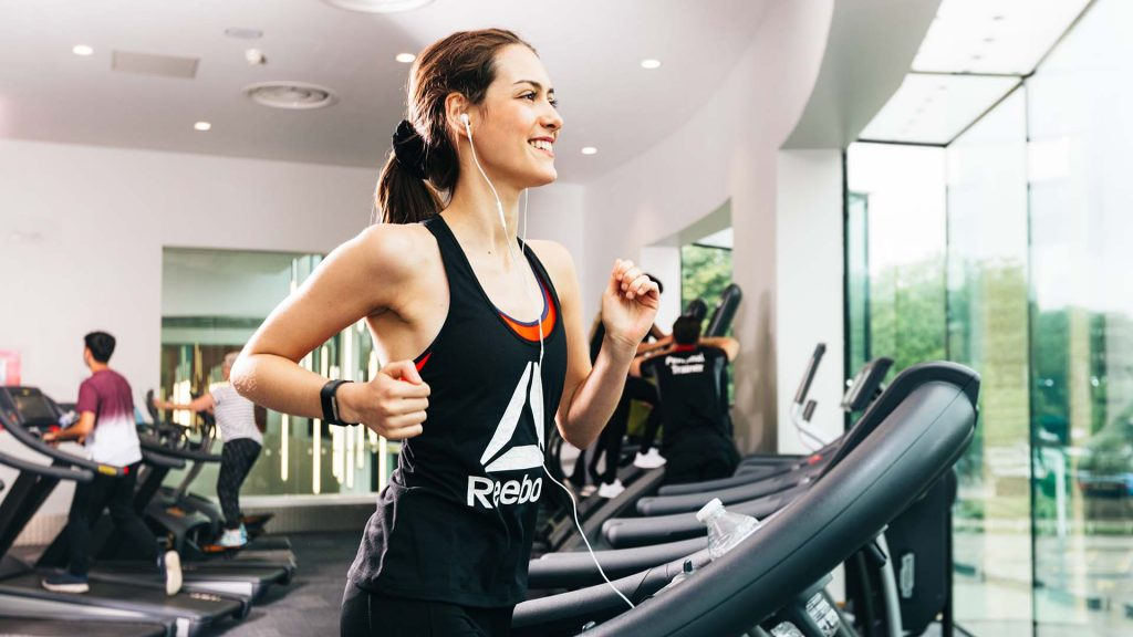 treadmill cardio workouts
