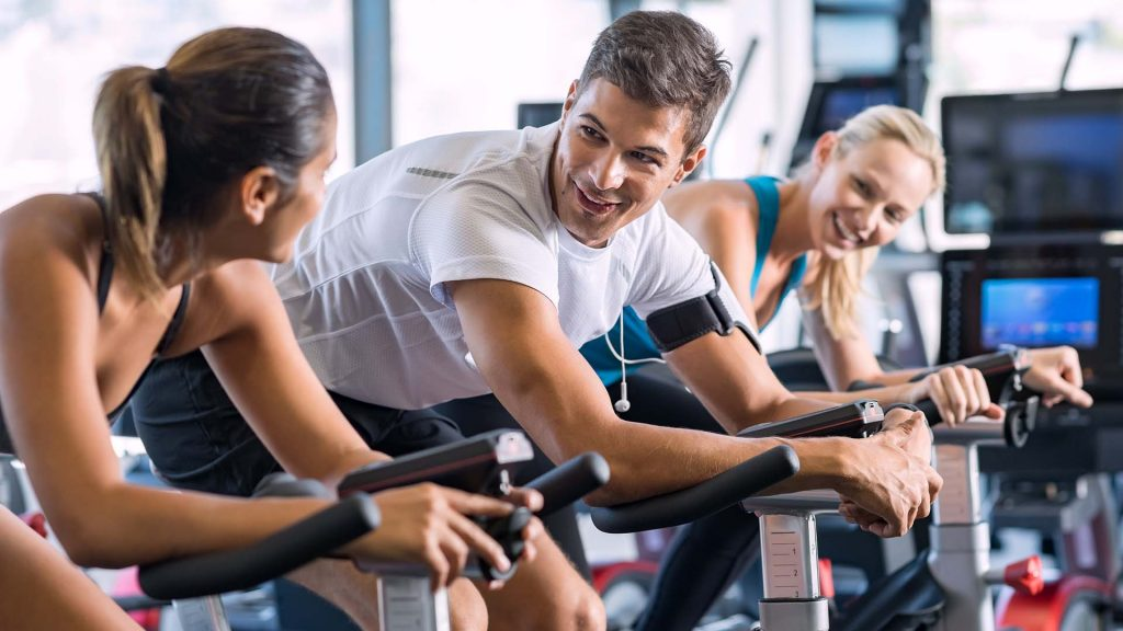 cycling cardio workouts