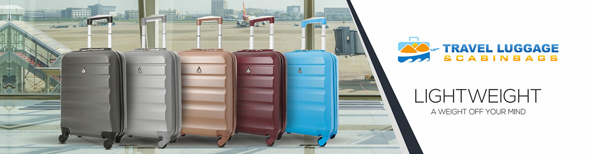 Travel Luggage Banner