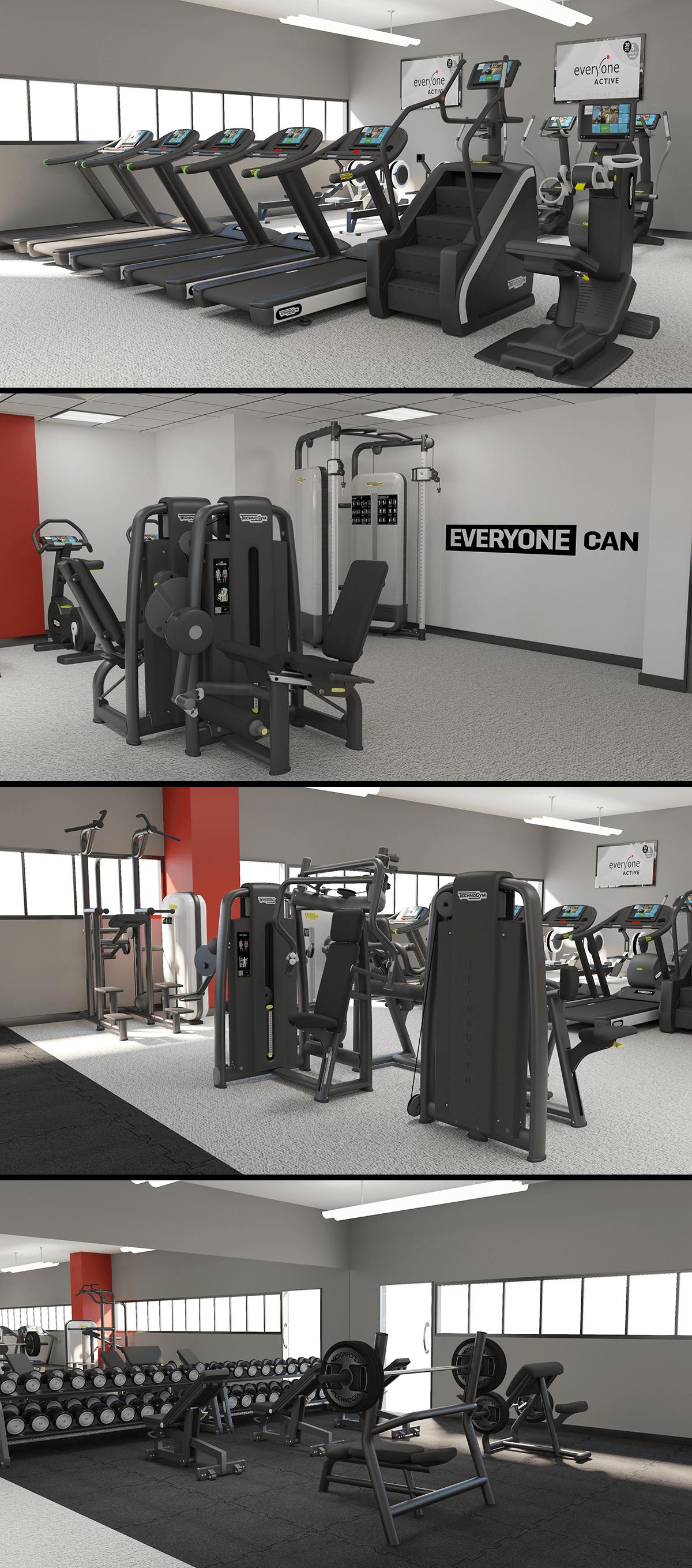 Shobnall Gym