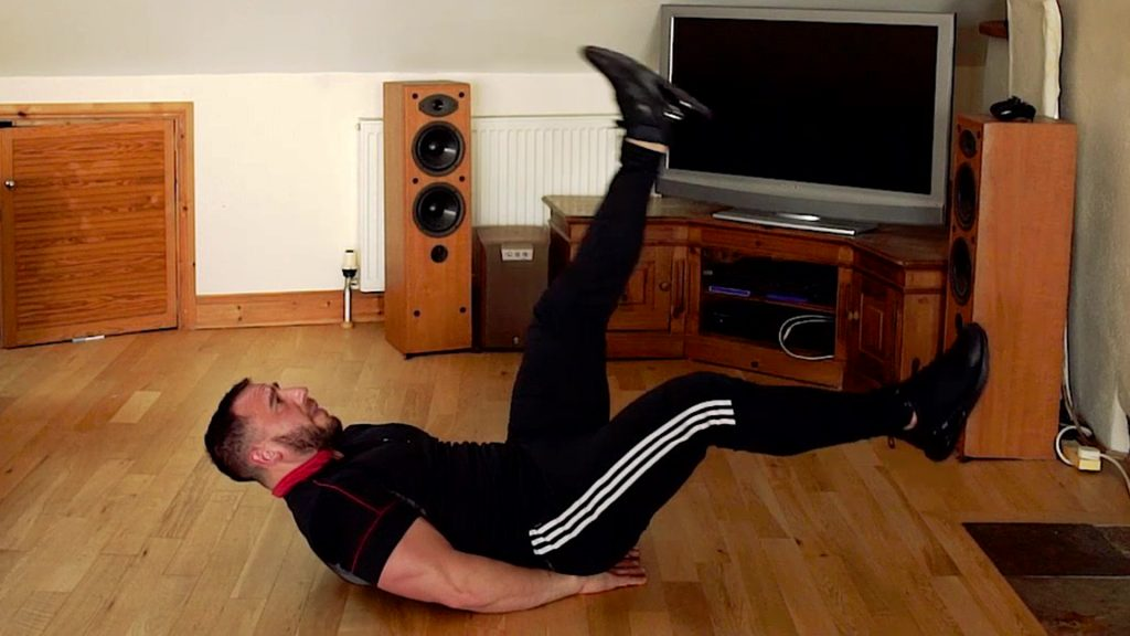 cycle crunches