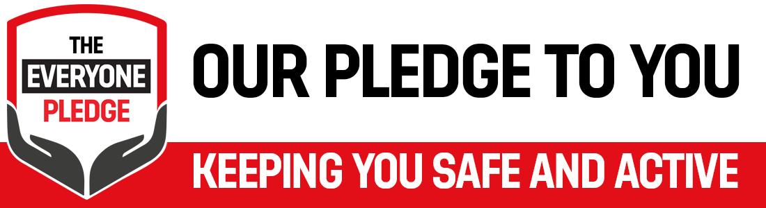 Everyone Pledge Banner