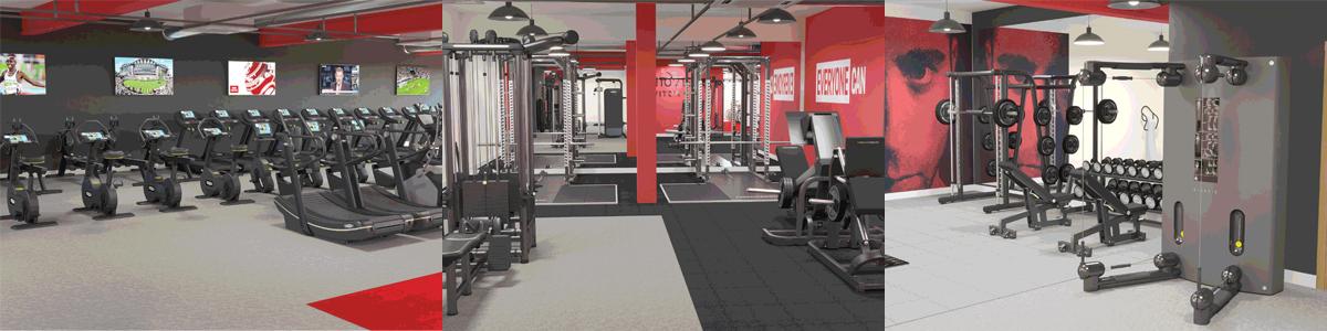 Hucknall Gym
